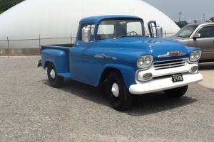 Very Nice 1958 Chevrolet Apache Pick Up Truck