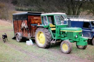 JOHN DEERE 1630 60 HP CLASSIC TRACTOR - 1976