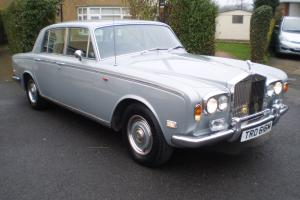 ROLLS ROYCE SILVER SHADOW 1973/M,1 OWNER/DRIVER FROM NEW