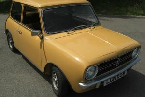mini clubman auto  Photo