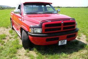 1996 Dodge Ram sport pick up