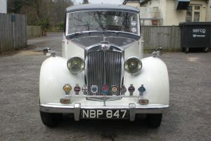 Triumph Renown 1952 2,000 T D C