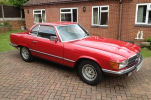 1980 MERCEDES BENZ 450 SL - MY MUMS FROM NEW