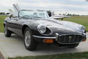 1974 N JAGUAR E-TYPE 5.3 OPEN 2D