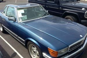 Mercedes-Benz SL 300 LHD, Excellent Condition with No RUST.