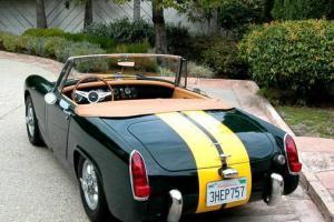 1965 Austin Healey Sprite club racer style