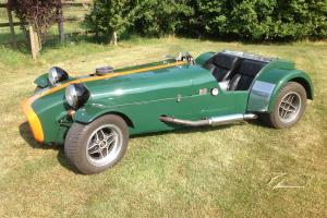 Lotus 7..as near to an original as you will find Mot
