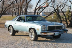 1976 Chevrolet Chevelle Malibu Classic Landau