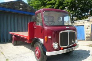 1964 LEYLAND AEC MERCURY NEW FLAT BED 6 SPEED BOX CLASSIC COMMERCIAL VEHICLE