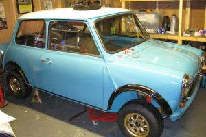 1380cc CLASSIC COMPETITION/ROAD MINI,SCCR GEAR BOX,DROP GEARS,TAX EXEMPT 1964