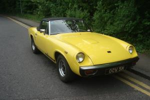 1973 JENSEN HEALY, VERY GOOD CONDITION,