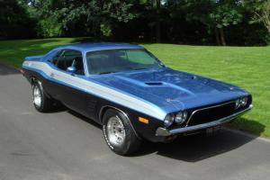 1973 Dodge Challenger 383 V8 Big Block Automatic