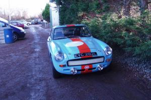 MGB GT SEBRING TAX FREE 1972