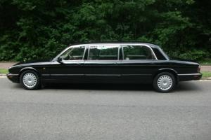 1998 DAIMLER FUNERAL LIMOUSINE NOT FUNERAL HEARSE