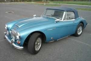 1967 Austin Healey 3000 Mark III BJ8 Phase 2