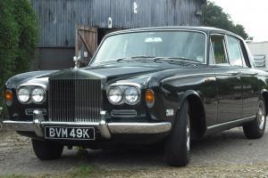 ROLLS ROYCE SHADOW Bentley BREWSTER GREEN 1971