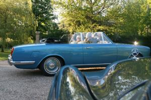 1970 ROLLS ROYCE Mulliner Park Ward convertible  Photo