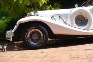 1982 Excalibur Roadster Series IV