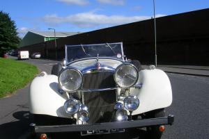 Alvis 1936 4.3 Tourer Classic