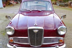 WOLSELEY 1500 Beautiful Condition 1963, FSH Via Mot