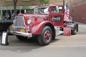 1948 Brockway Truck, Model 152W