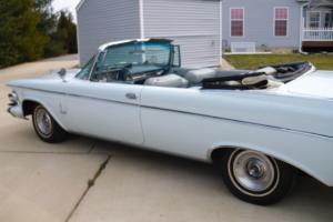 1963 Chrysler Imperial Crown 6.8L