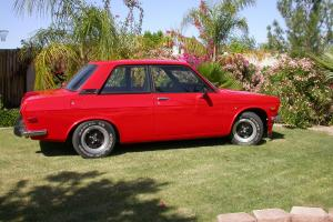 1973 Datsun 510 2 door