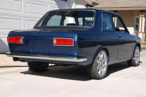 1971 DATSUN 510 2DR 5 SPD RX7  MOTOR SOUNDS GREAT 13B JUST PAINTED