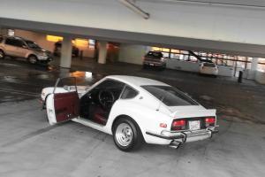 1972 Datsun 240Z Rust Free Original Survivor White with Red Interior! Photo