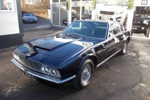 ASTON MARTIN DBS VANTAGE 5 SPEED BEAUTIFULLY RESTORED IN DARK METALLIC BLUE
