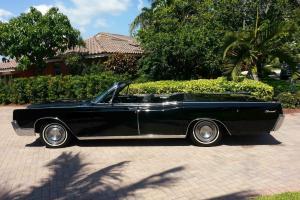 1967 Lincoln Continental Convertible 7.6L