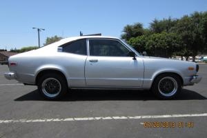 Mazda RX3 Coupe Silver 5 speed Super Clean 12a(rx2 rx4 rx7 r100 Repu 13b) Photo