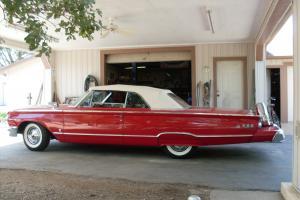 1963 Mercury S55 Monterey Convertible