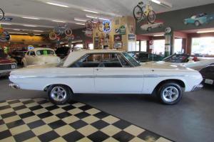 1964 Plymouth Fury 426 Street Wedge 4 Speed 3.23 Posi
