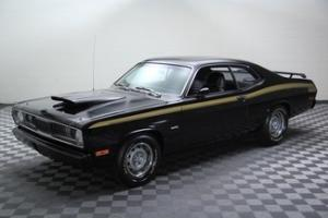 1972 Plymouth Duster Nicest on the Planet! 440 4 Speed Pistol Grip SHOW WINNER!!