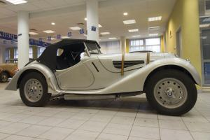 1936 BMW 328 Roadster ! 120 HP BMW - Bristol Racing Engine !