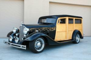1933 Buick Woodie, Series 50 Model 33-57 BEAUTIFUL VEHICLE!
