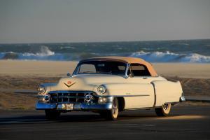Cadillac Covvertible 1953
