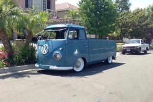 1961 VW Bus transporter