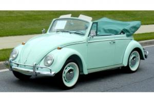 CONCOURS QUALITY RESTORED 1966 VW CABRIOLET *SEE VIDEO*