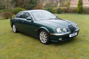 JAGUAR S TYPE 4.2 V8 SE (6 SPEED AUTO) 2003