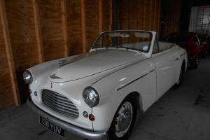 VERY RARE 1952 JENSEN BODY AUSTIN A40 SPORTS CONVERTIBLE - VERY DESIRABLE..