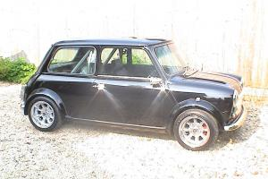 1983 AUSTIN MINI MAYFAIR BLACK  Photo