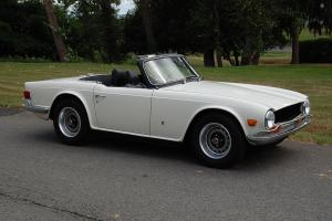 Triumph TR6 1971 (One owner from new)