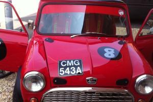 Austin Mini Mk1 1380cc 1963 Tax Exempt