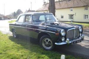 ROVER P5B SALOON 1968 LONG MOT  Photo