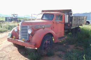 1948 Diamond T 404 Truck