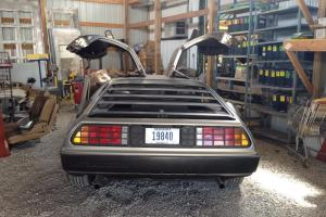 1981 Delorean DMC12