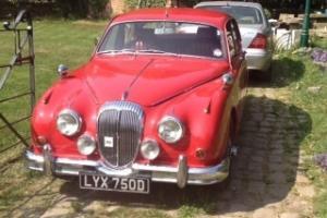 Daimler MK2 250 v8 1966 great example fortune spent