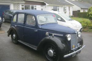 Austin 8 1939 4 door